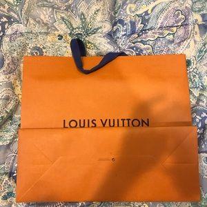 Louis Vuitton Large shopping bag